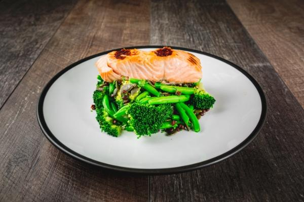 Lemon & Caper Salmon