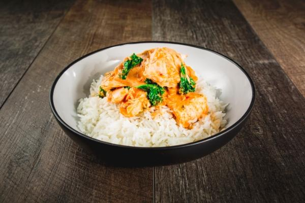 Thai Red Cod Curry