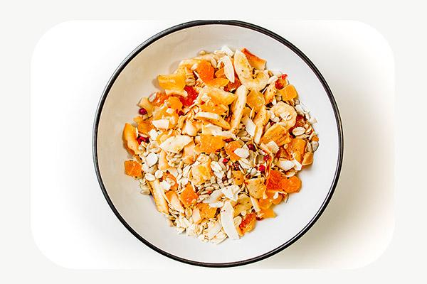 Tropical Fruit & Banana Muesli